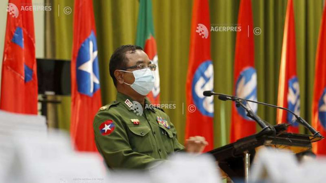 Starea de urgență, instituită pentru un an în Myanmar după lovitura militară, ar putea fi prelungită (purtător de cuvânt al juntei)