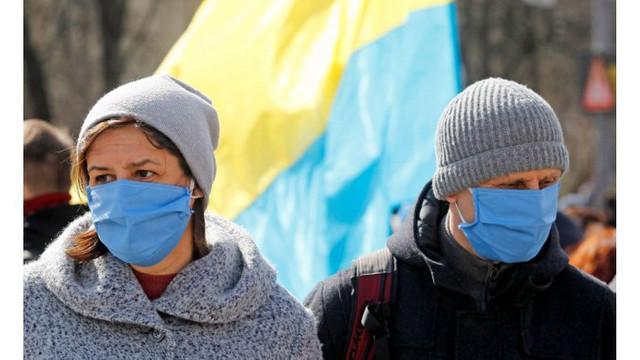 Situația pandemică în Ucraina devine critică
