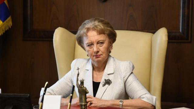 Speakerul Zinaida Greceanîi a adresat un demers Curții Constituționale