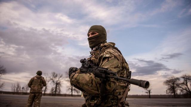 Ucraina exclude orice ofensivă militară împotriva separatiștilor pro-ruși