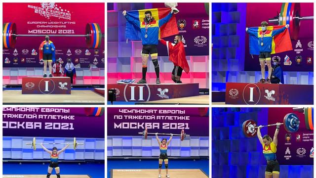 """Președintele FMH: """"2 medalii de aur, 3 medalii de argint și 1 medalie de bronz ne-au făcut să ne poziționăm pe un loc destul de înalt printre federațiile europene"""""""