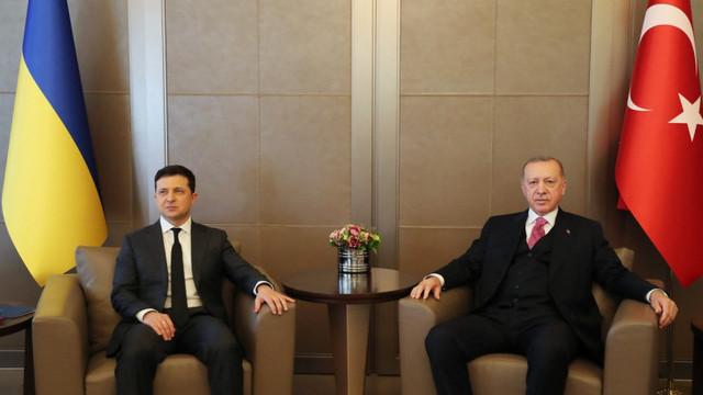 """Erdogan se implică în conflictul din estul Ucrainei: """"Suntem gata să oferim orice sprijin necesar pentru soluționarea conflictului"""""""