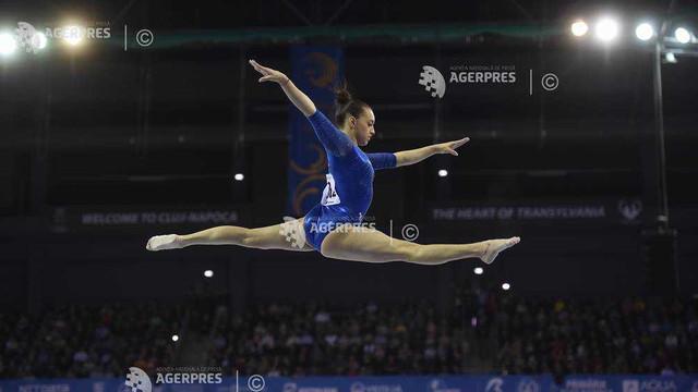 România va fi reprezentată de șase sportivi la Campionatele Europene de gimnastică artistică de la Basel