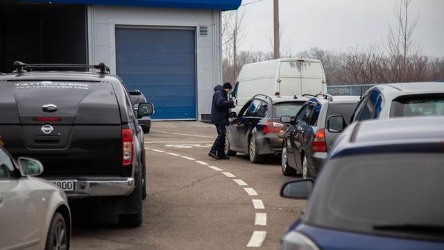 Peste 7200 de persoane au intrat în Republica Moldova, în ultimele 24 de ore