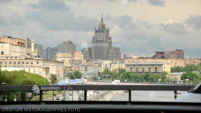 Expulzarea diplomaților ruși: Moscova promite măsuri dure împotriva Cehiei