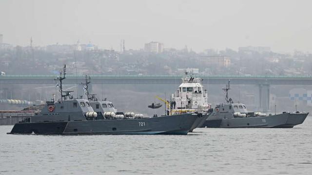 Ucraina: Washingtonul denunță ''escaladarea'' Moscovei în Marea Neagră (Departamentul de Stat)