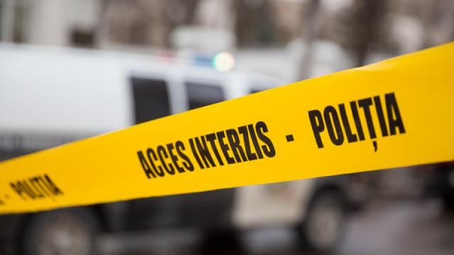 Un bărbat din Căușeni a detonat o grenadă chiar în ușa casei