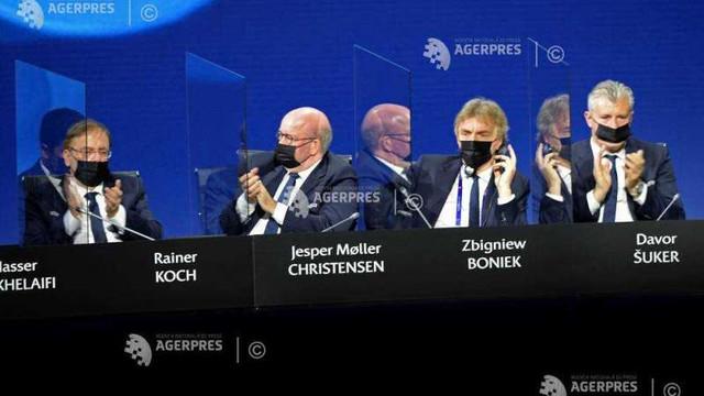 Fotbal | Rainer Koch, vicepreședintele Federației germane, reales în Comitetul Executiv al UEFA; Răzvan Burleanu, în Consiliul FIFA