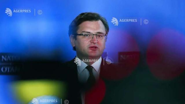 Ucraina nu intenționează să-și refacă arsenalul nuclear, dă asigurări ministrul de externe Dmitro Kuleba