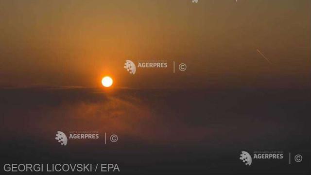 Încălzirea climei: Temperaturi-record în anul 2020 în Europa, în special în Siberia