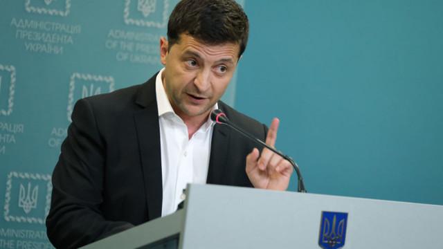 Volodimir Zelenski: Eliberarea de pașapoarte rusești locuitorilor din Donbas, primul pas spre