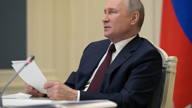 Oficial de la Kiev: Vladimir Putin a recunoscut în mod oficial republicile separatiste Donețk și Luhansk. Aceasta este, în esență, o ieșire din acordurile de la Minsk
