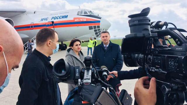 Zona de Securitate | Exponenții regimului separatist de la Tiraspol au organizat un briefing pe aeroportul din Chișinău!