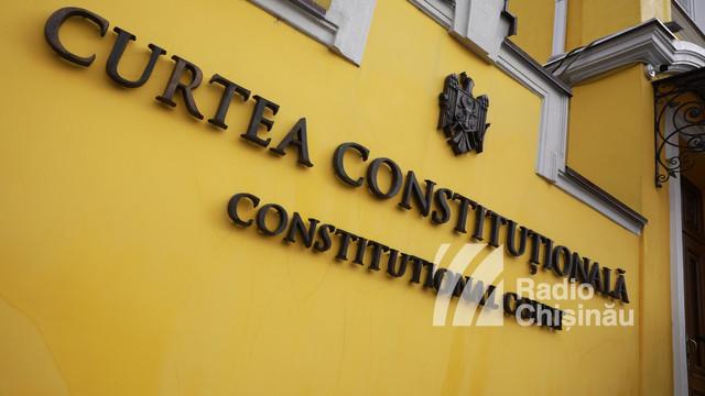 Înalta Curte | ANI nu deține competența legală de a verifica participarea judecătorilor constituționali la judecarea cauzelor de pe rolul Curții Constituționale