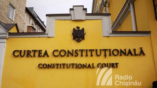Decizia Curții Constituționale privind sesizările referitor la hotărârile Parlamentului de vineri privind anularea numirii Domnicăi Manole în funcție și numirea unui alt judecător la CC