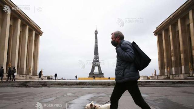 Franța: Relaxare relativă pentru persoanele vaccinate
