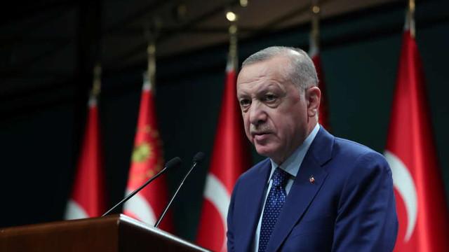 Turcia: Președintele Erodgan a anunțat un lockdown de 17 zile