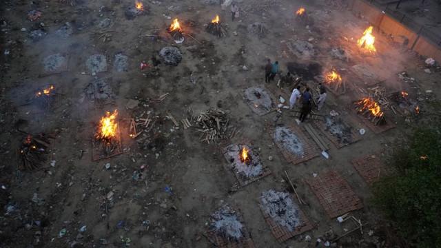 UE trimite ajutor de urgență pentru India. România donează aparate de oxigen