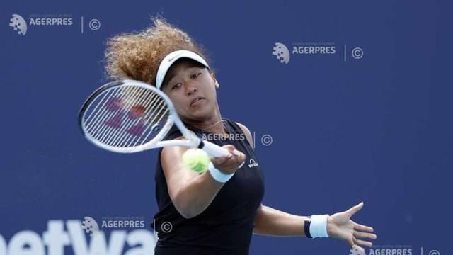 Tenis: Naomi Osaka a avut nevoie de o pauză înainte de a reveni pe zgură, la Madrid