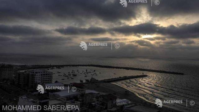 Israelul a redeschis zona de pescuit din dreptul Fâșiei Gaza