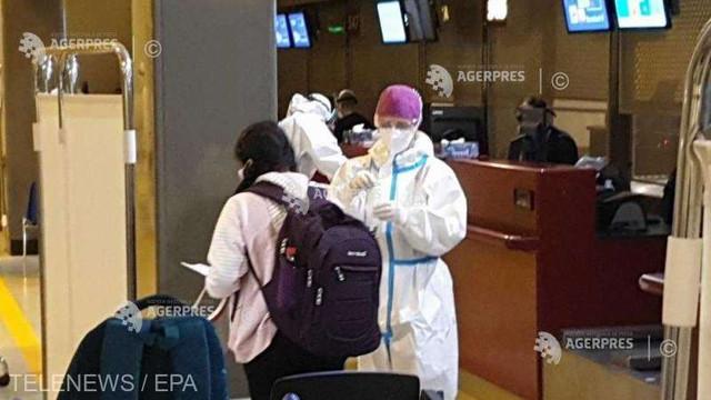 Coronavirus   10% dintre persoanele aflate într-un avion venit din India, testate pozitiv la Roma