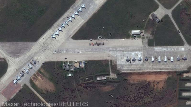 Rusia pretinde că și-a retras trupele mobilizate la granița cu Ucraina; Kievul susține că au rămas destule efective