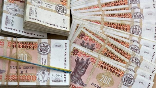 Încasările la bugetul public administrate de Fisc au constituit, în primele patru luni, 14,6 miliarde de lei
