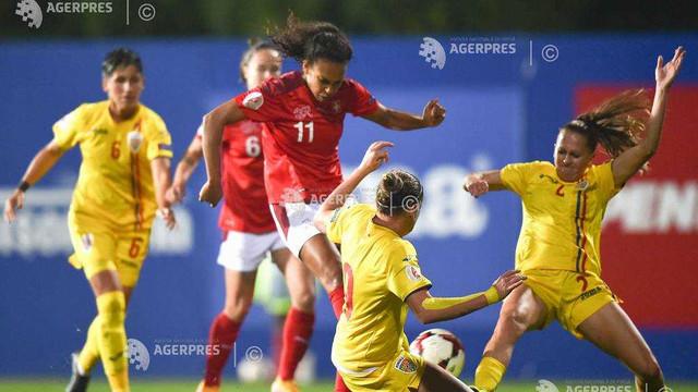 Fotbal feminin: România și-a aflat adversarele din preliminariile Cupei Mondiale ediția 2023