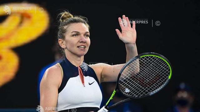 Tenis: Simona Halep s-a calificat în turul al doilea la Madrid (WTA)