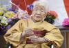 Cea mai vârstnică persoană din lume a renunțat la ștafeta torței olimpice
