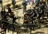 La Ierusalim au avut loc din nou violențe între palestinieni și poliția israeliană