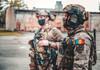 Imagini foto spectaculoase | Forțele speciale române se pregătesc cot la cot cu unități de elită din SUA, Marea Britanie sau Ucraina
