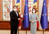 """Ambasadorul UE, Peter Michalko, decorat cu """"Ordinul de Onoare"""" în semn de recunoștință """"pentru susținerea constantă, oferită cetățenilor R.Moldova în eforturile de a trăi în democrație și bunăstare"""""""