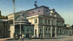 """Teatrul Național """"Mihai Eminescu"""": 100 ani de la fondare"""