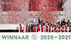 Ajax Amsterdam a cucerit al 35-lea titlu de campioană a Olandei