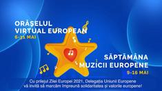 LIVE | Concert cu prilejul Zilei Europei 2021