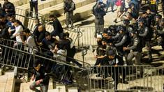 Confruntări violente la Ierusalim. Peste 160 de palestinieni au fost răniți, cei mai mulți la moscheea Al-Aqsa