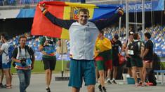 Și atletul Andrian Mardare va participa la Jocurile Olimpice de la Tokyo