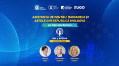 NOI ȘI EUROPA| Asistența UE pentru raioanele și satele din Republica Moldova (podcast)