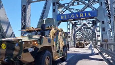 VIDEO| Primul convoi NATO, care va participa la Exercițiul NOBLE JUMP 2021, a sosit în România pe cale terestră