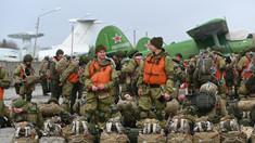 Rusia ar menține aproximativ 100.000 de militari în apropierea frontierei cu Ucraina