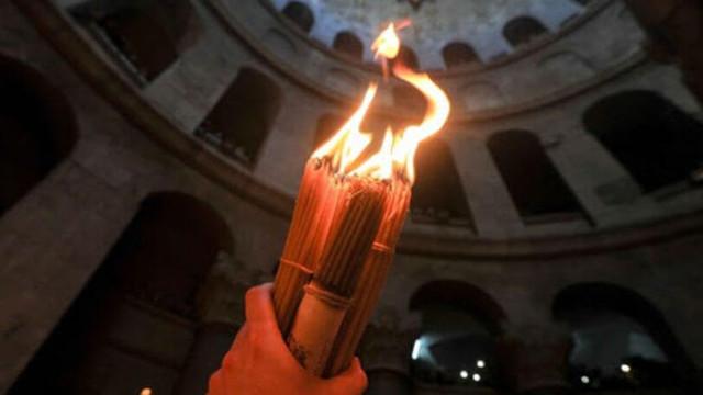 Focul haric va ajunge la Chișinău în seara zilei de 1 mai