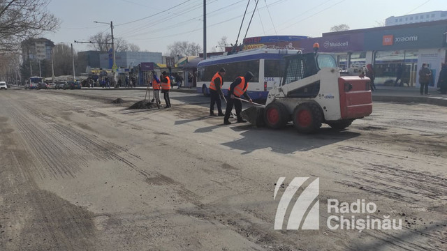 Traficul rutier pe strada Ion Creangă, pe tronsonul cuprins între str. Alba-Iulia și str. Eugen Coca, suspendat pentru luna mai