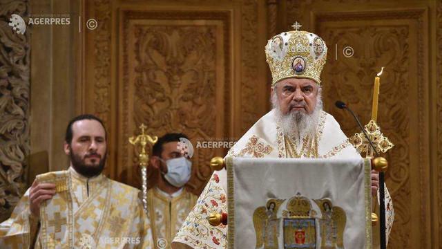 Patriarhul Bisericii Ortodoxe Române, Daniel: Învierea Mântuitorului Iisus Hristos - vindecare de întristare