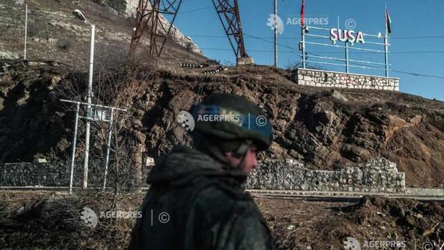 Rusia își consolidează prezența militară în Armenia, la granița cu Azerbaidjan