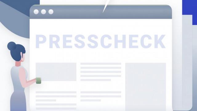 Asociația Media-Guard lansează un modul de evaluare a portalurilor media – PressCheck