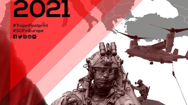 """Un contingent al forțelor speciale americane, din toate cele trei structuri de forță, a ajuns în România. Începe """"Trojan Footprint 21"""