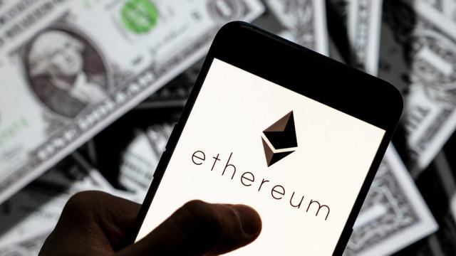 Ether, a doua cea mai valoroasă criptomonedă din lume, după Bitcoin, stabilește un nou record