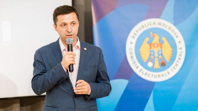 Dorin Cimil: Am solicitat vaccinarea în regim de urgență a funcționarilor electorali