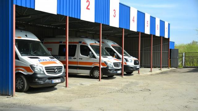 Peste șase mii de persoane au avut nevoie de ambulanțe în perioada Sărbătorilor Pascale